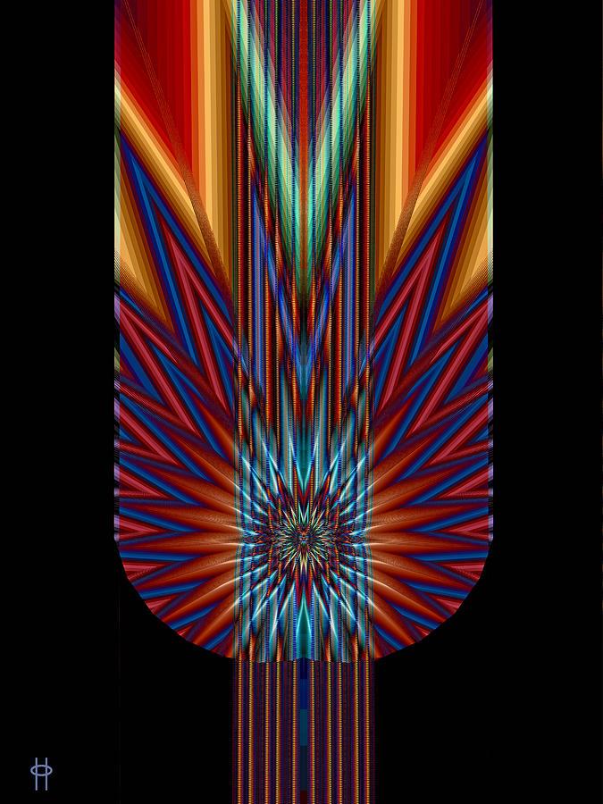 Jim Pavelle Fine Art Digital Art - Torch by Jim Pavelle