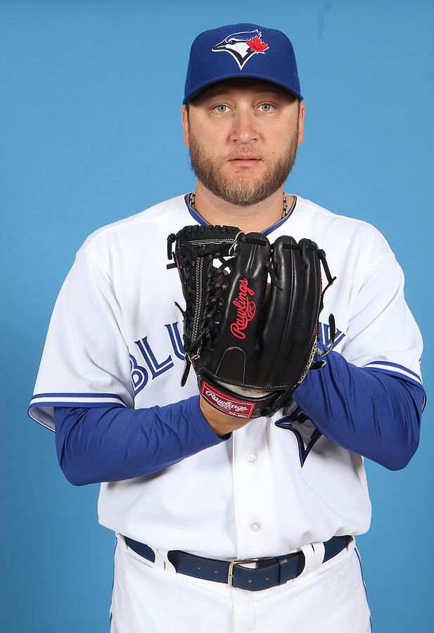 Toronto Blue Jays Photo Day Photograph by Marc Serota