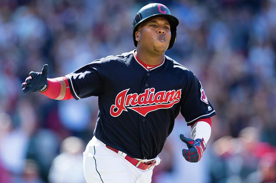 Toronto Blue Jays V Cleveland Indians Photograph by Jason Miller