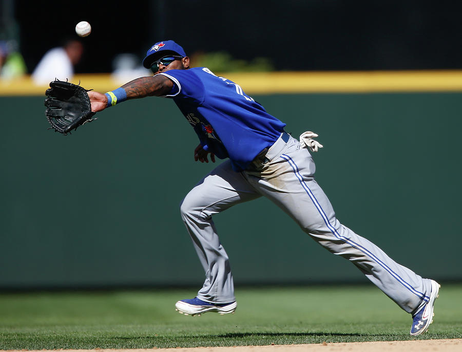 Toronto Blue Jays V Seattle Mariners Photograph by Otto Greule Jr