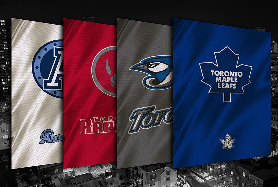 Toronto Sports Teams Photograph By Joe Hamilton
