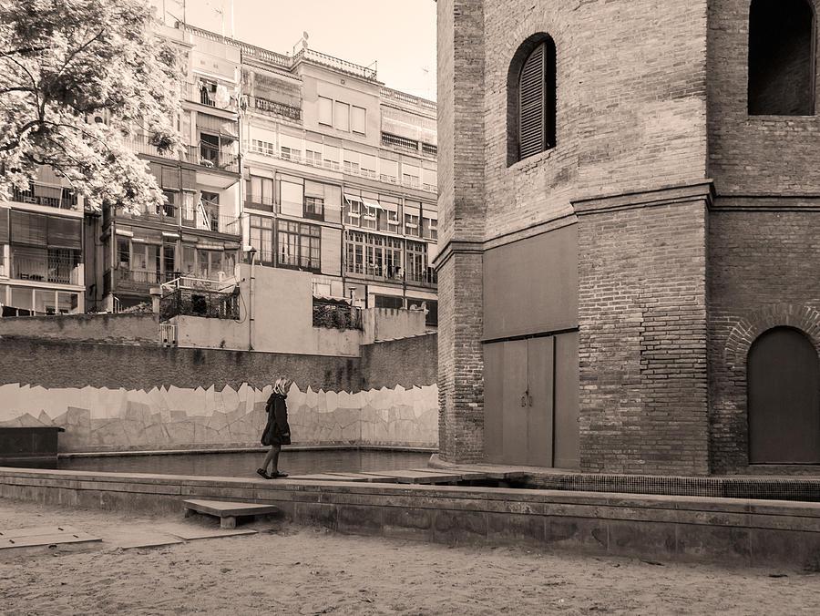 Torre de las Aguas, Barcelona by Stefano Buonamici