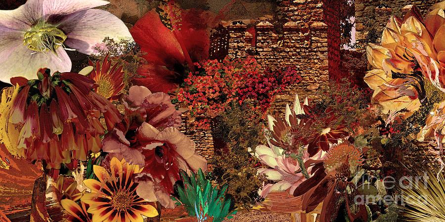 Flowers Digital Art - Torremolinos by Paul Gentille