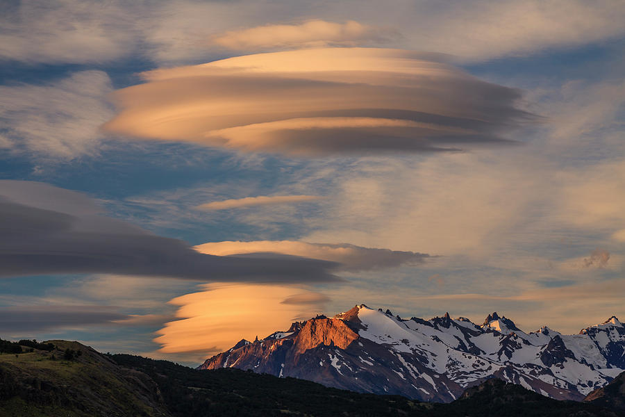 Andes Photograph - Torres Del Paine National Park, Chile by Art Wolfe