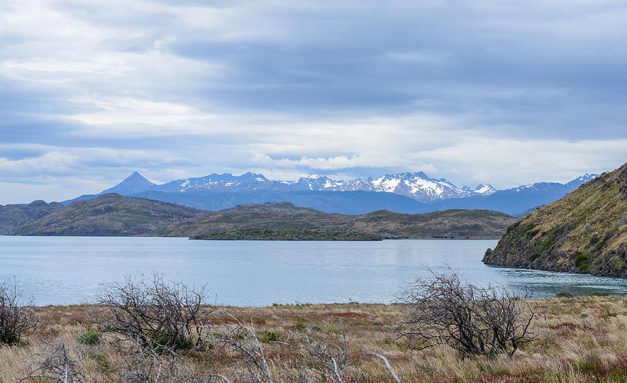 Torres Photograph - Torres Del Paine National Park by Eric Dewar