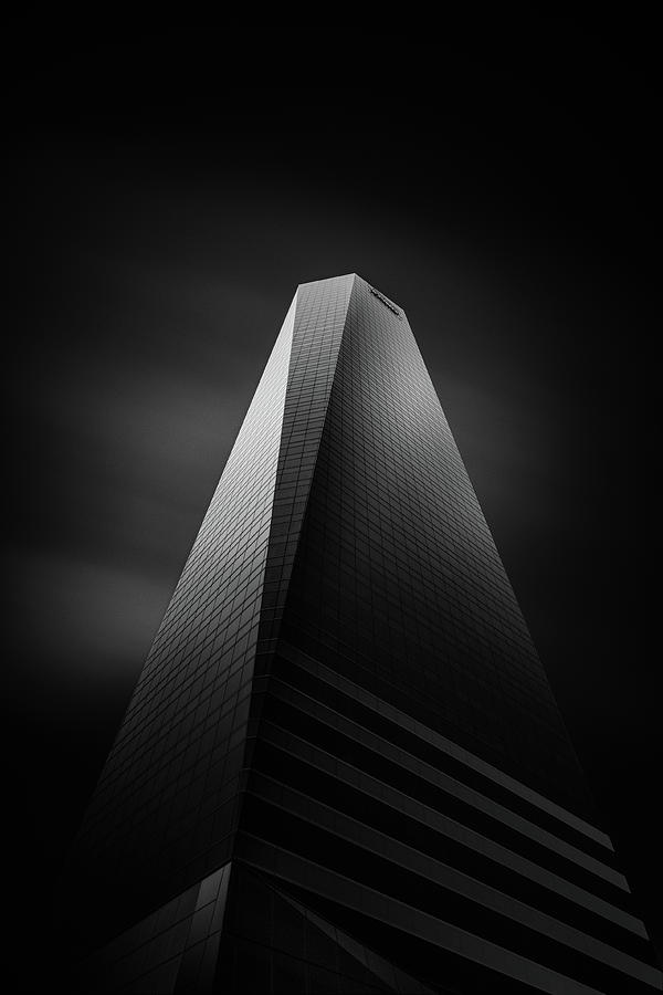 Tower Photograph - Torres Pwc by Mohammad Mirza