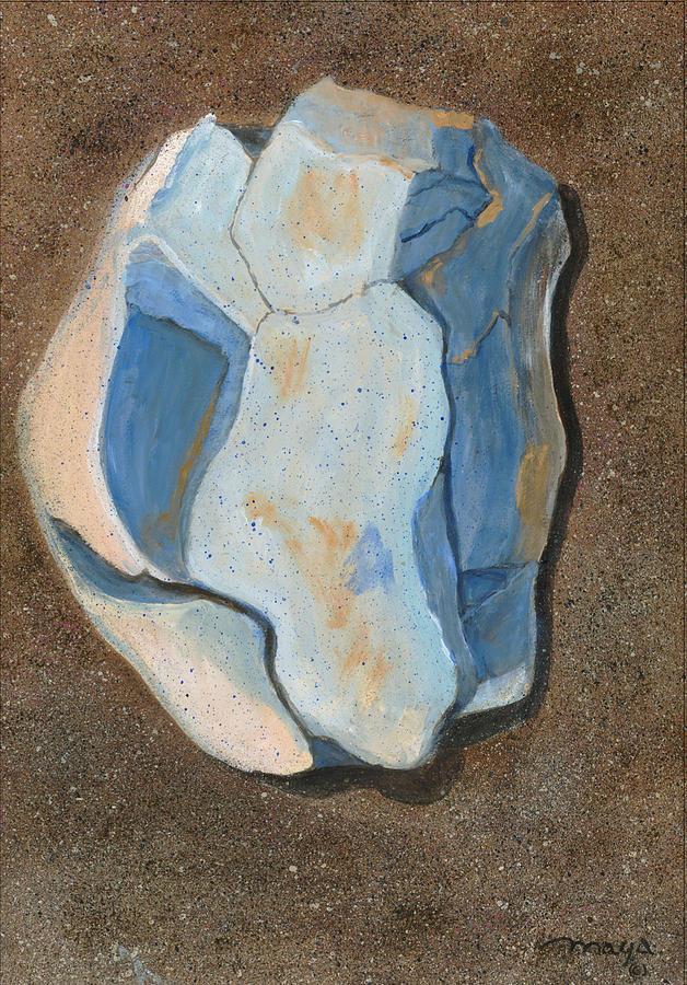 Torso Painting by Illusions Maya
