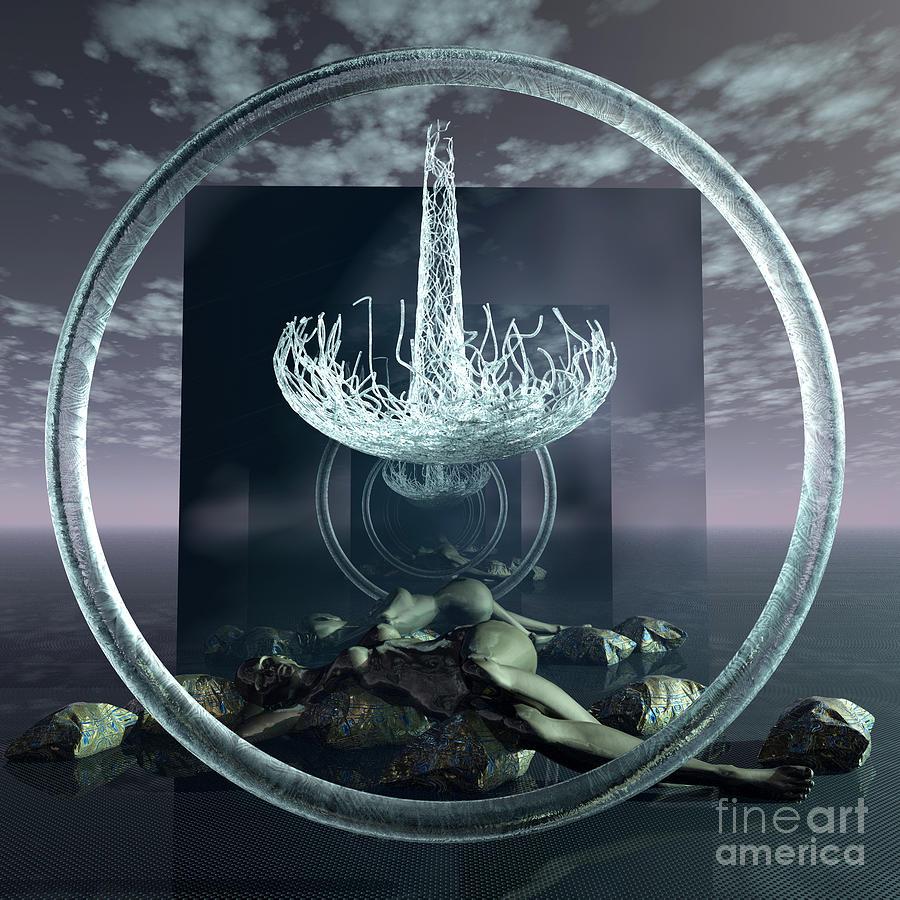 Torus - Dream Digital Art