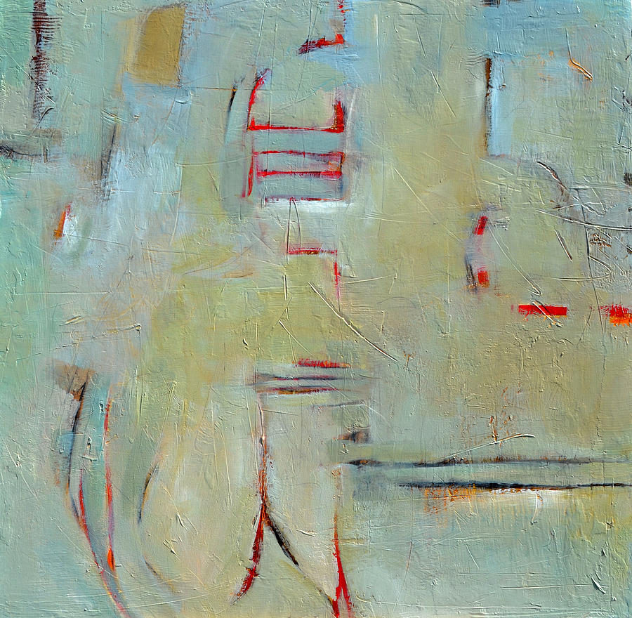 Painting Painting - Totem by Filomena Booth