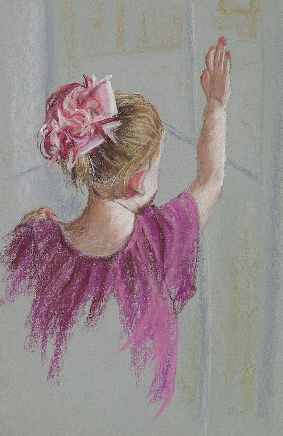 Kids Pastel - Touch The World by Jocelyn Paine
