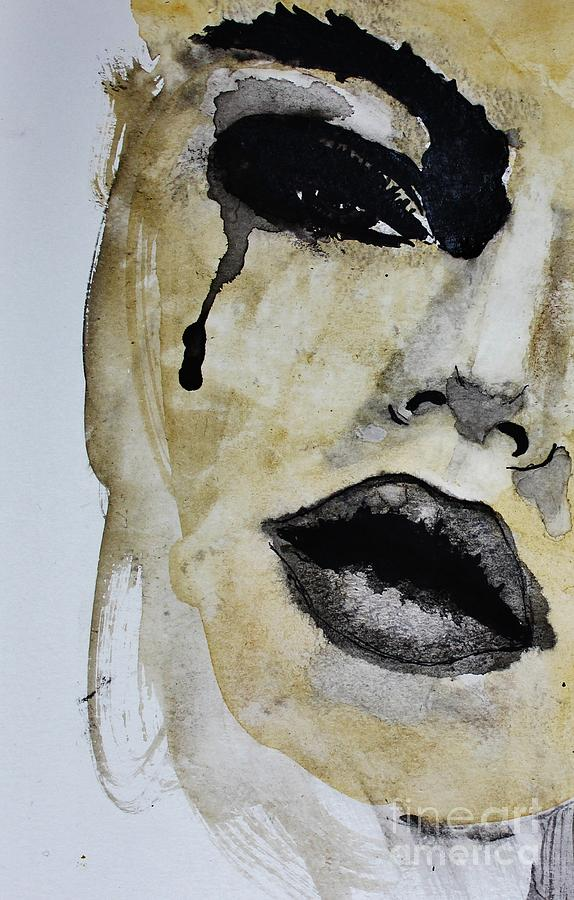 Tougher Than You Think 3 Painting by Michael Cross