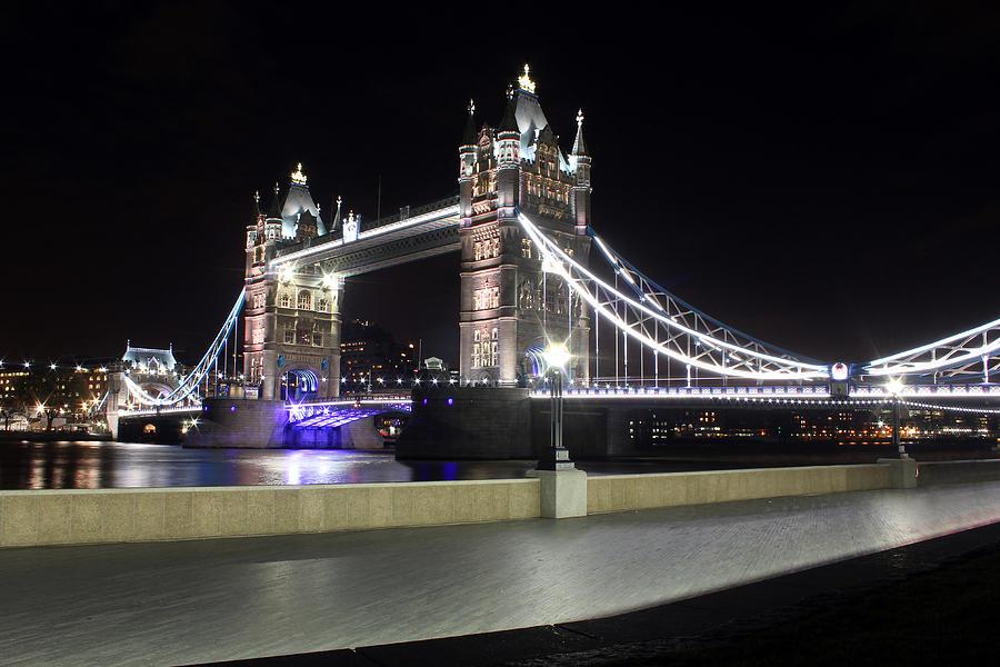 Tower Bridge Photograph - Tower Bridge London by Dan Davidson
