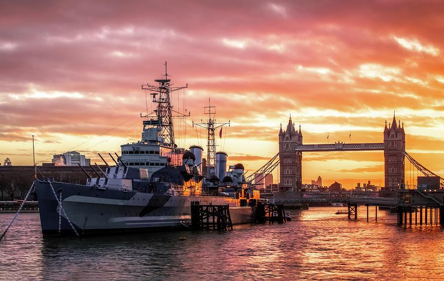 Tower Bridge, London, England Photograph by Joe Daniel Price