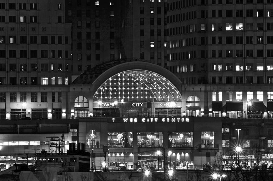 Tower City Cleveland Ohio Photograph