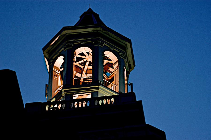Bell Tower Photograph - Tower by Joseph Yarbrough