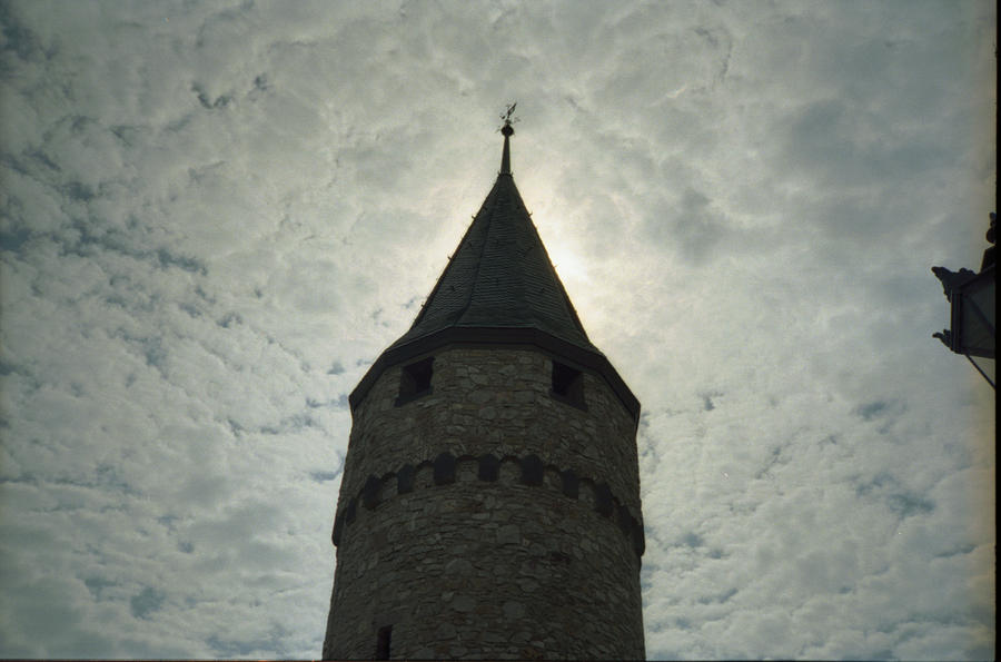 Tower Photograph - Tower  by Juan  Bosco