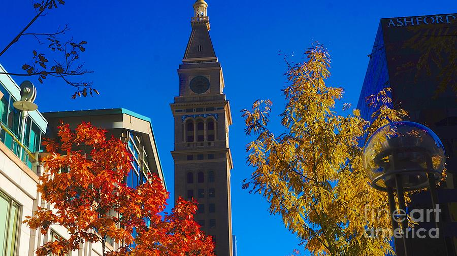 Denver Photograph - Tower by Kirk  Montgomery