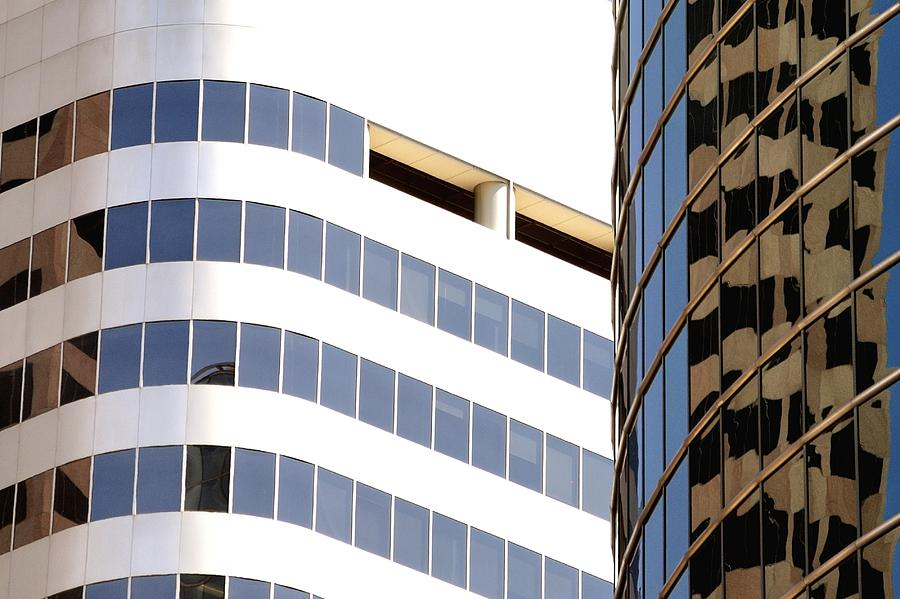 Tower Reflection 5402 2 Photograph