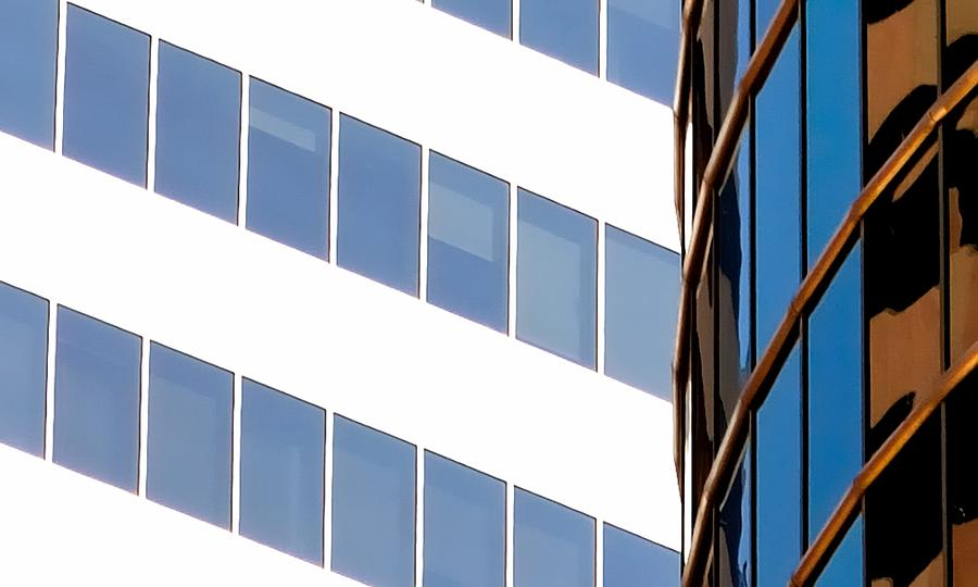 Tower Reflection 5402 3 Photograph