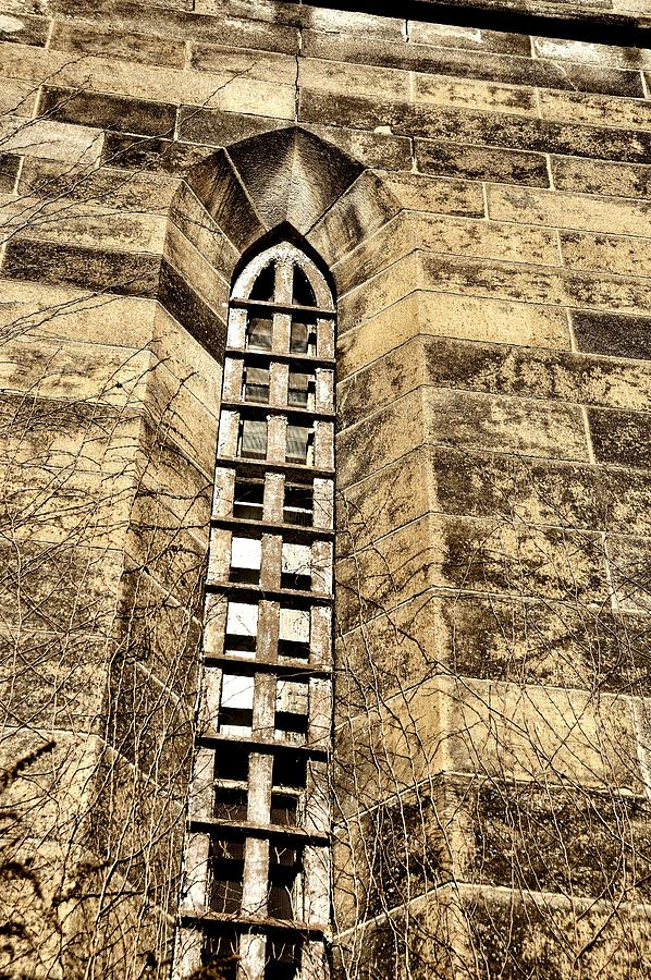 Eastern Photograph - Towering Prison by JAMART Photography
