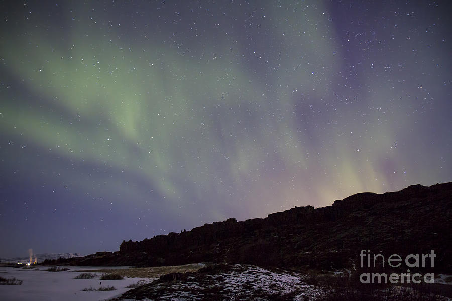 Iceland Photograph - Traces Of Dreams by Evelina Kremsdorf