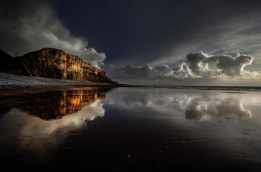 Traeth Mawr Heritage Coastline Photograph by Unique Landscape Images