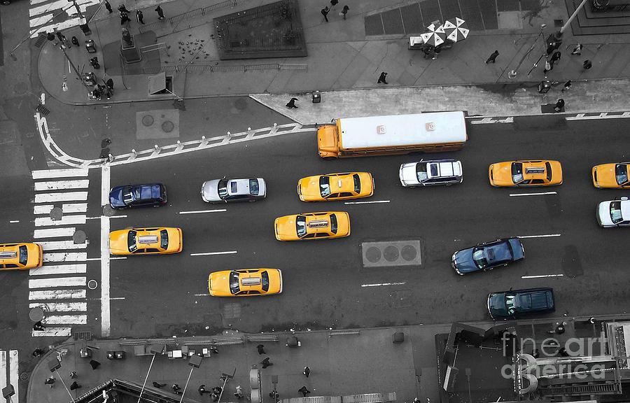 Traffic Photograph - Traffic Report by Dan Holm