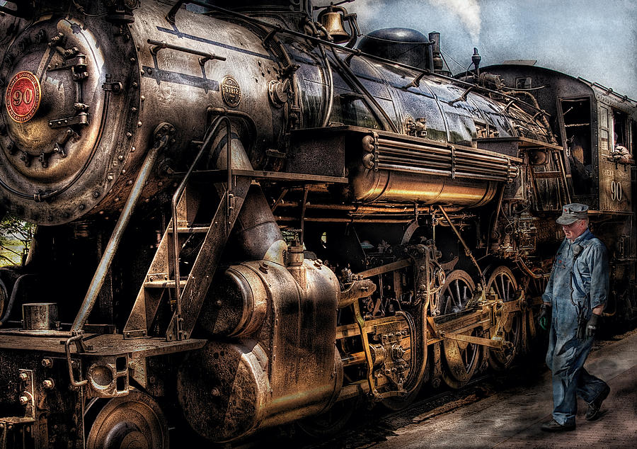 Image result for steam punk  and railwayimage