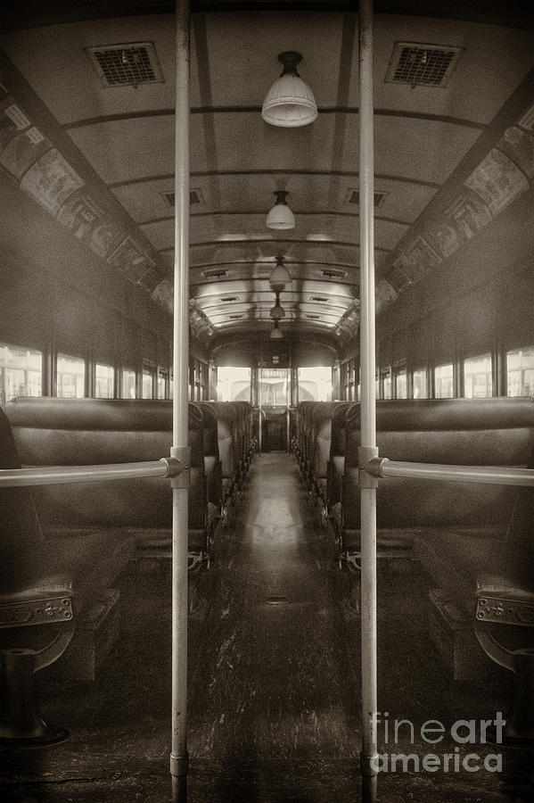Train Ride Photograph by Margie Hurwich