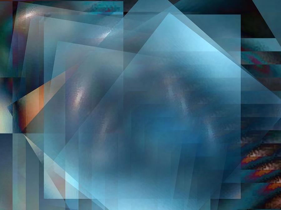 Trance Digital Art by Kelly McManus