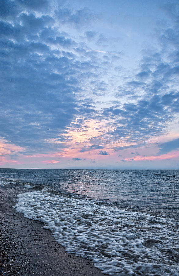 Lake Erie Photograph - Tranquil Solitude by Dale Kincaid