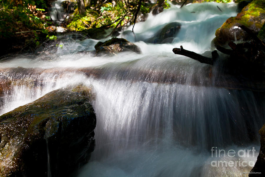 Water Photograph - Tranquility  by Chris Heitstuman