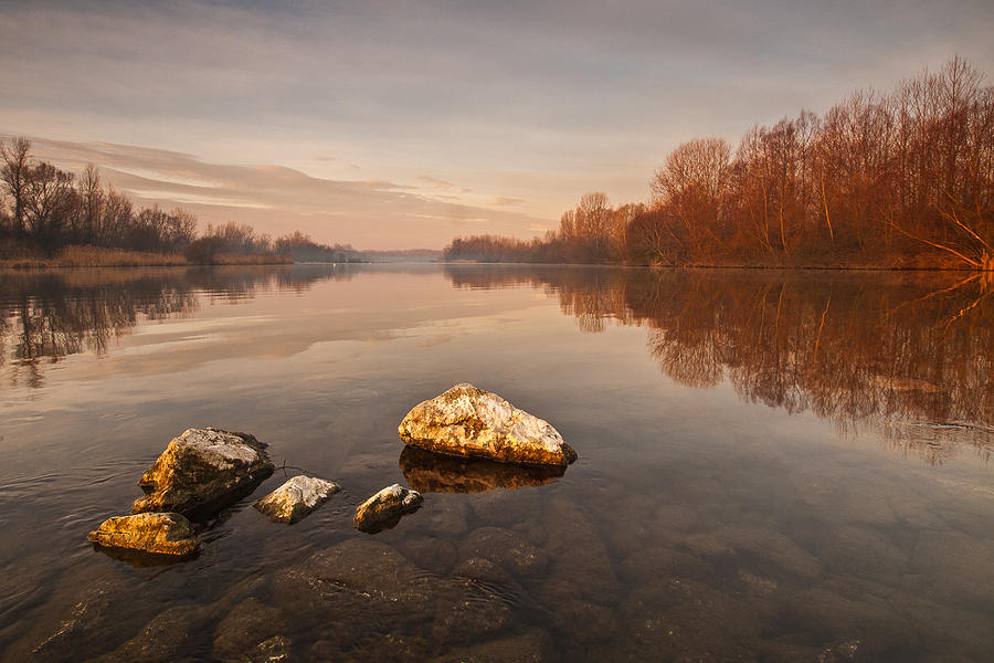 Landscape Photograph - Tranquility by Davorin Mance