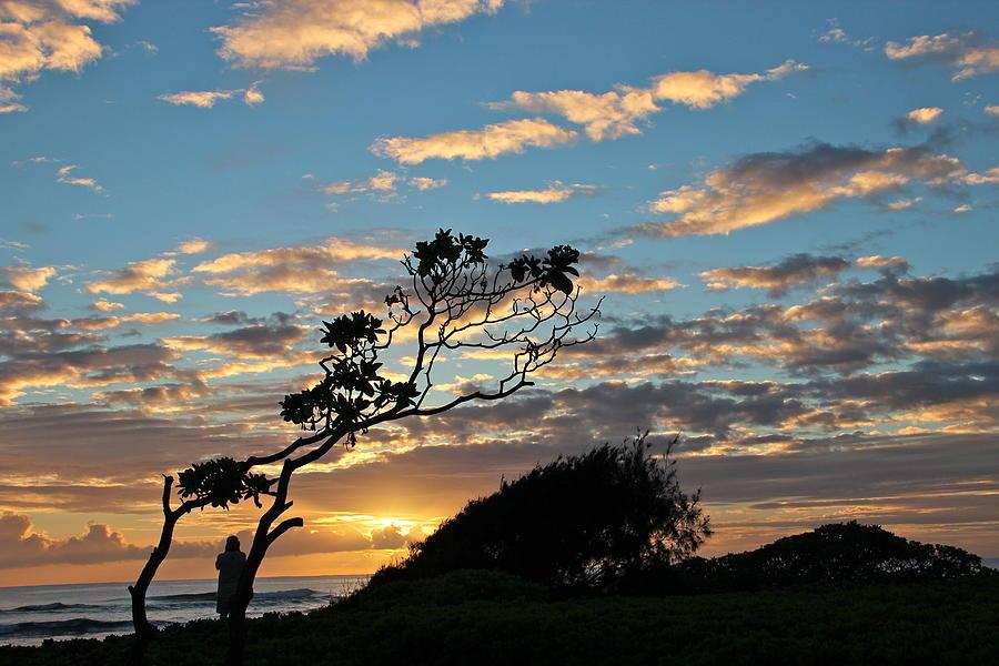 Sunrise Photograph - Tranquility by Kimberly Davidson