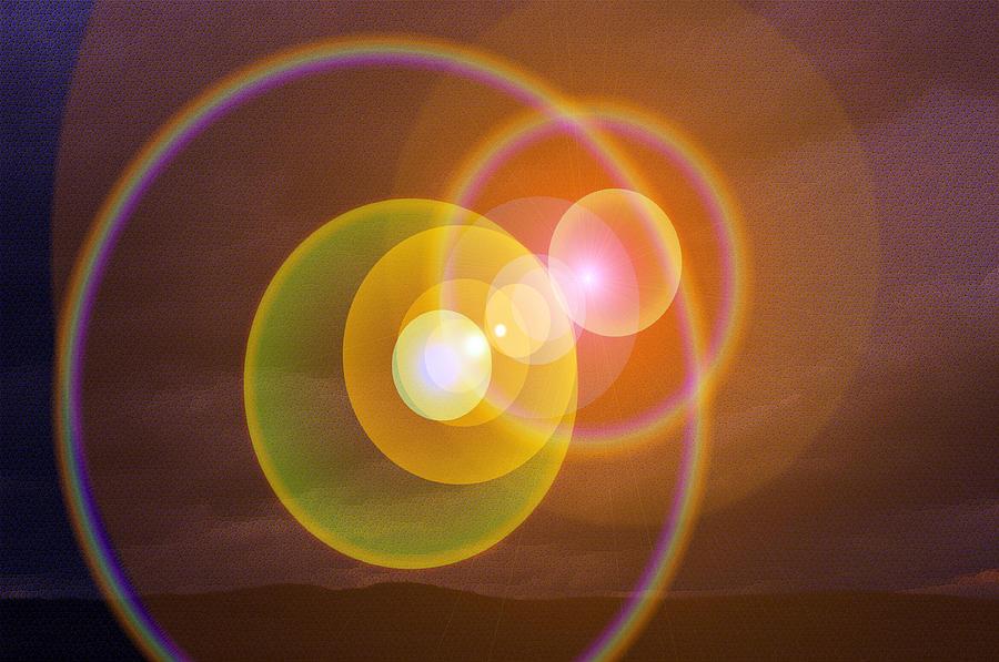 Sky Photograph - Transending by Jeff Swan