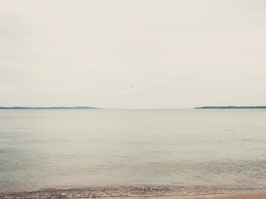 Landscape Photograph - Traverse Bay by Elle Moss