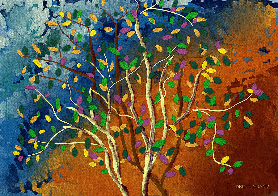 Tree by Brett Shand