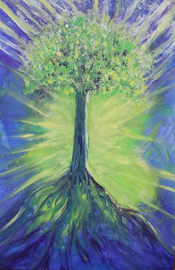 Tree of LIfe by Deborah Brown Maher