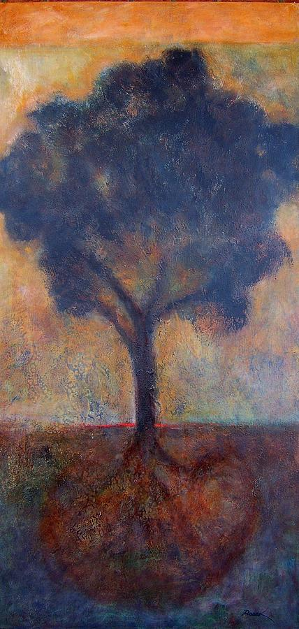 Spirituality Painting - Tree Of Life by Jean Rodak