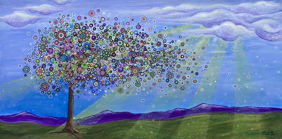 Tree of Life by Tanielle Childers