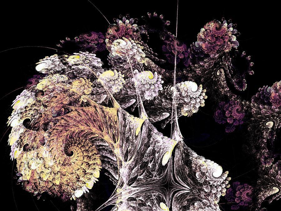 Plant Digital Art - Tree Spirit by Anastasiya Malakhova