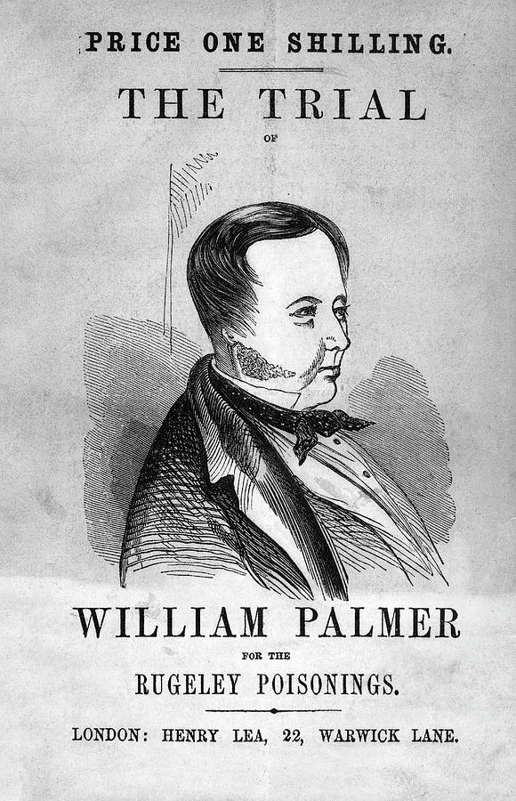 Human Photograph - Trial Of William Palmer by National Library Of Medicine