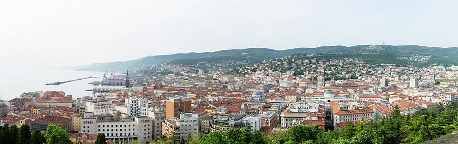 Trieste, Italy Photograph by ...