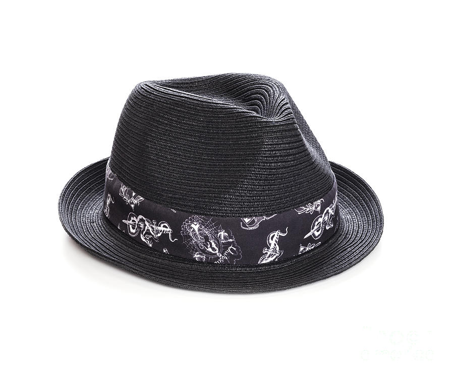 Trilby Photograph - Trilby Hat by Colin and Linda McKie