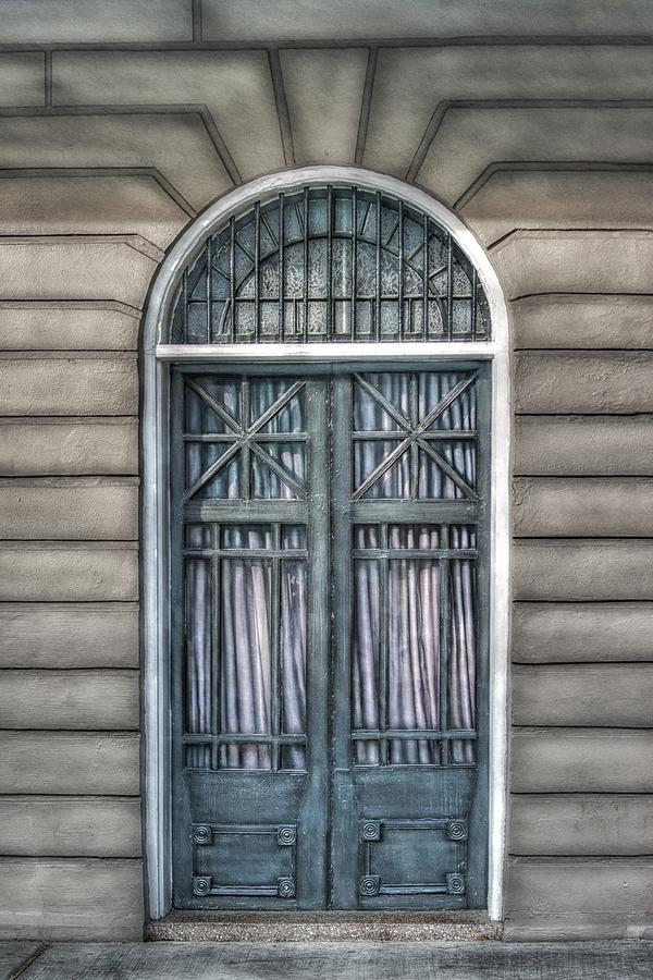 Door Photograph - Trimestre De Porte Fracasse  by Brenda Bryant