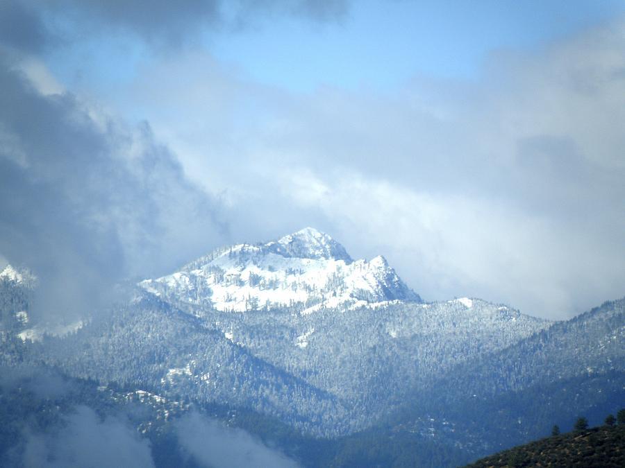Trinity Alps California by William McCoy