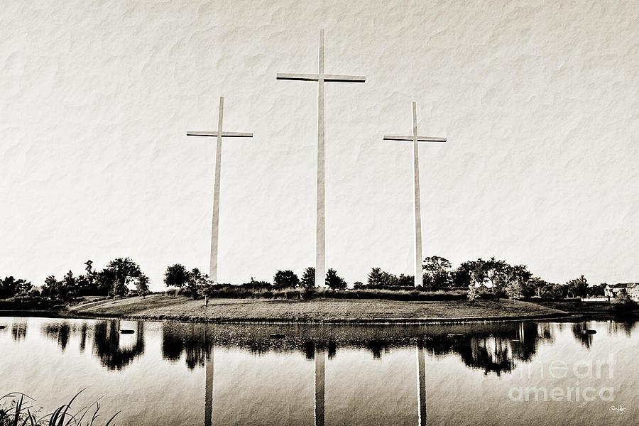 Trinity Photograph - Trinity by Scott Pellegrin