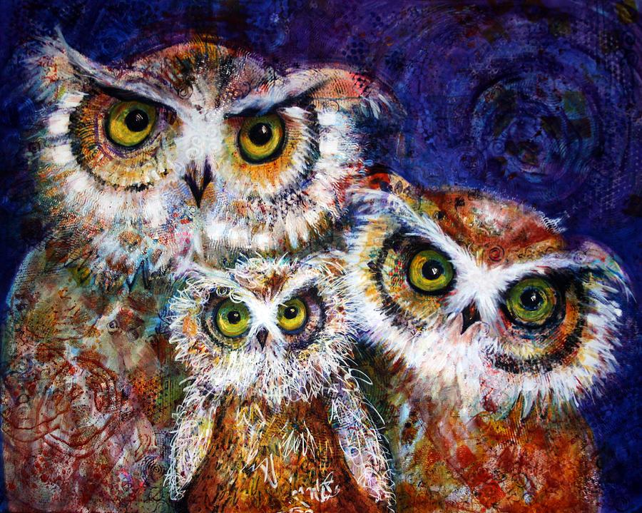 Trio by Laurel Bahe
