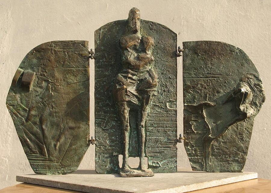 Triptych Relief by Venelin Ivanov