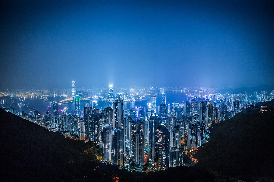Hong Photograph - Tron Kong by Mike Lee